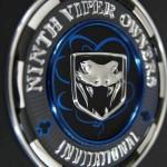 Ninth Viper owners 3d embleem